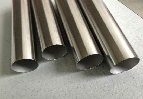 tubería soldada de acero inoxidable 304